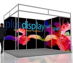 shell scheme exhibition stand dubai