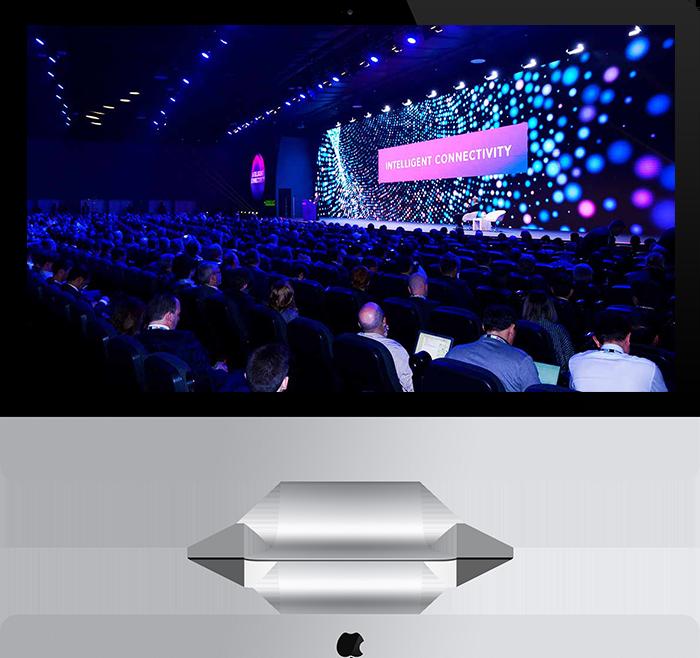 imac desktop intelligent connectivity